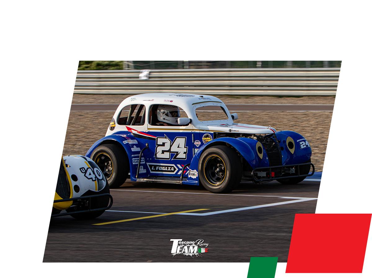 Legends Cars Toscano Racing Team